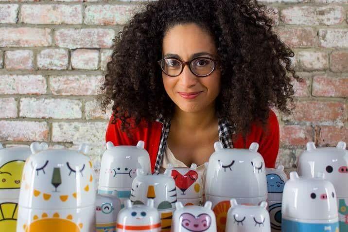 Ceramic Designer and Artist Camila Prada Shares Her story