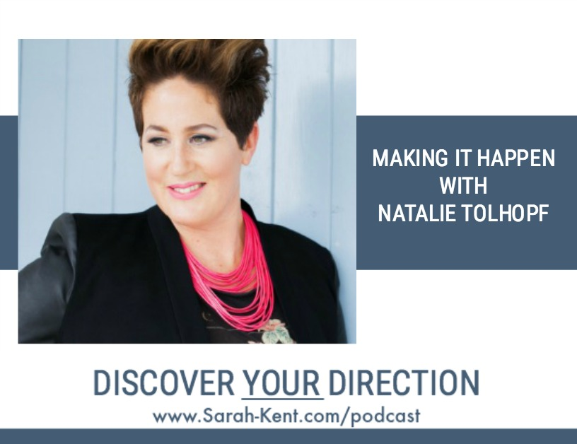 Owning Her Way From Chef to Education Executive to Money and Mindset Coach Natalie Tolhopf tells it like it is.